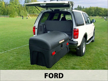 StowAway Standard Cargo Carrier on Ford