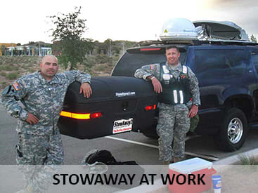 StowAway Cargo Carriers for work and business