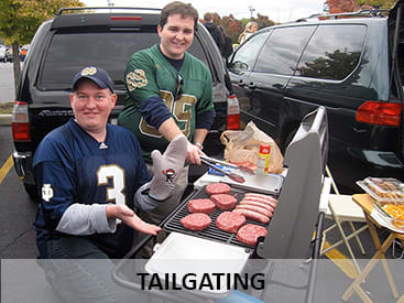 StowAway Cargo Carriers for tailgating
