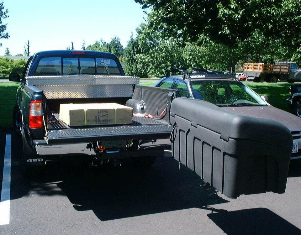 chevy pick-up truck with standard box