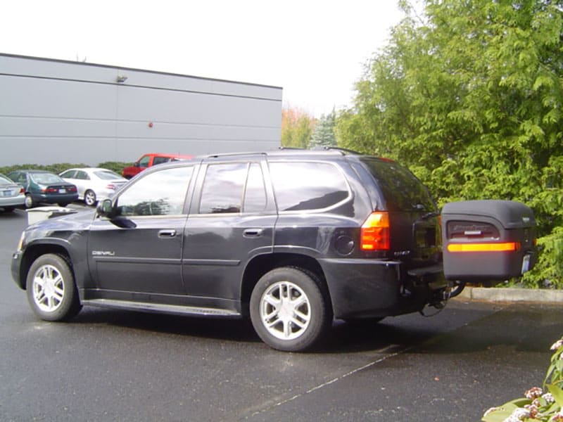 GMC Envoy with StowAway MAX Cargo Carrier