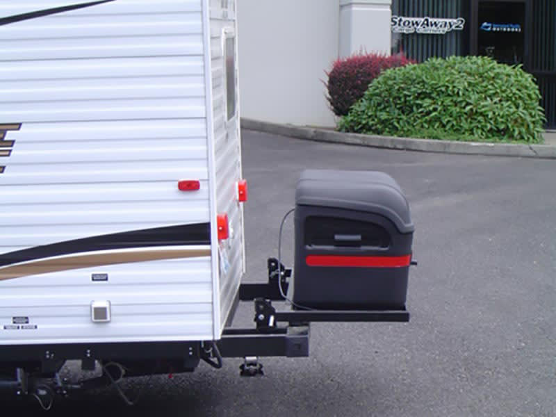 Cruise Lite Trailer with StowAway MAX Cargo Carrier