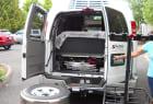 Roadtrek Conversion Van with StowAway Cargo Rack
