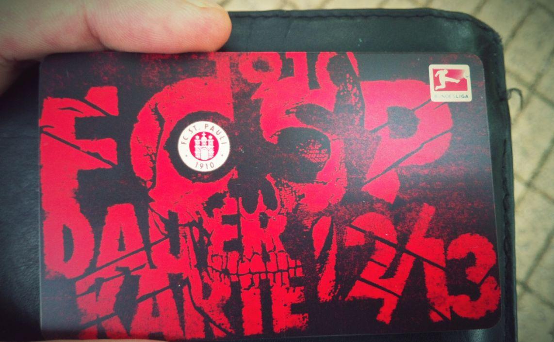 Dauerkarte FCSP