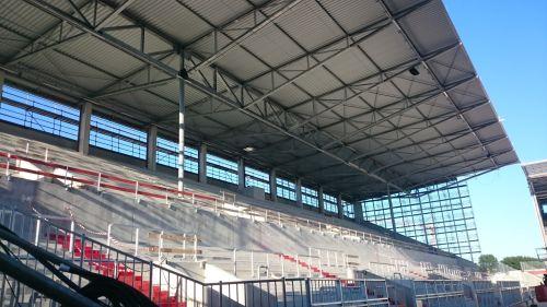 Neue Nordtribüne FC St. Pauli