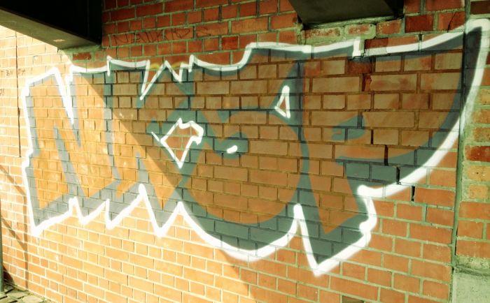 image streetart Tag NKSP