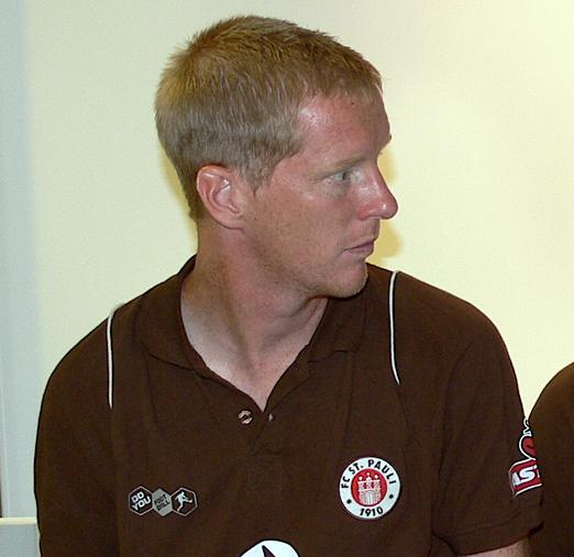 Timo Schultz; Foto: FC St. Pauli Podcast (CC by)