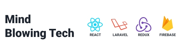 powerful script built with react, redux laravel