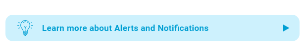 New Feature - In-App Alerts and Notifications
