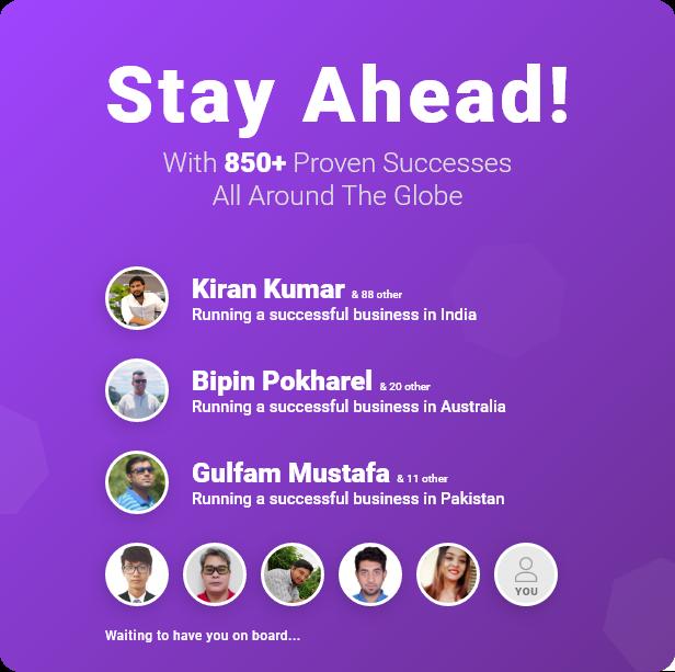 850+ Success Stories