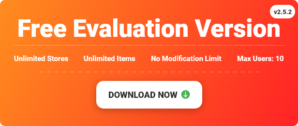Free Evaluation/Trial Version v2.5.2
