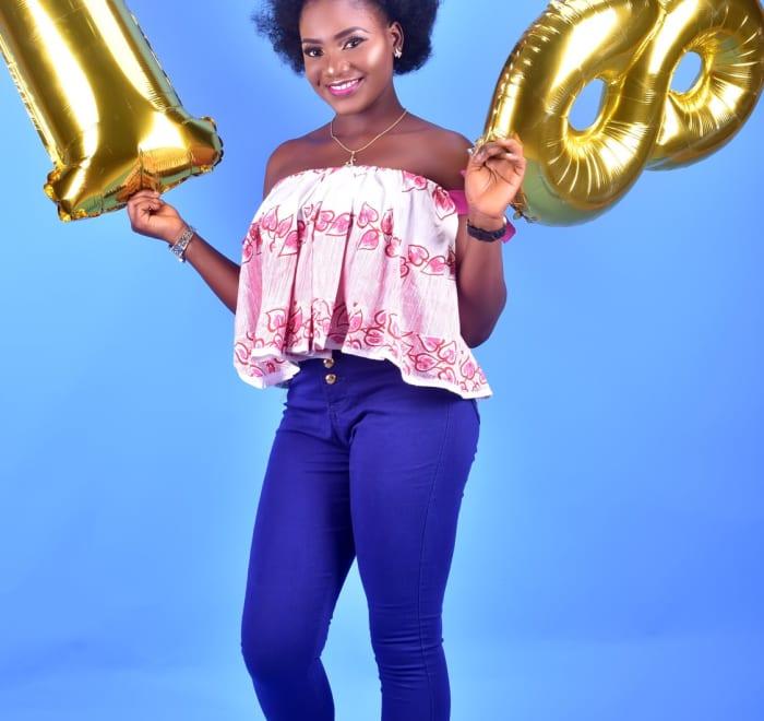 18th Year Birthday - MyFotosynthesis at Ibadan