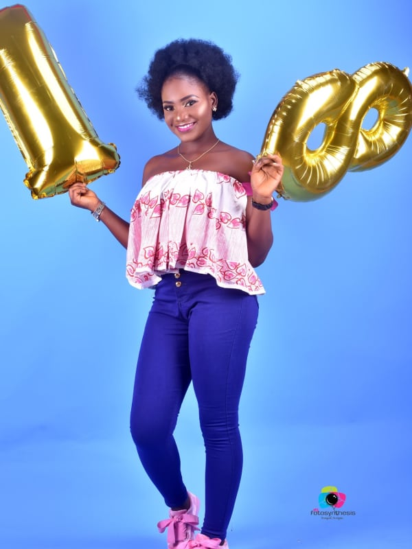 18th Year Birthday - MyFotosynthesis at Ibadan