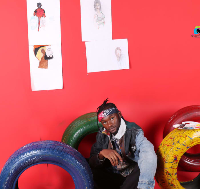 Artist Branding - MyFotosynthesis at Ibadan
