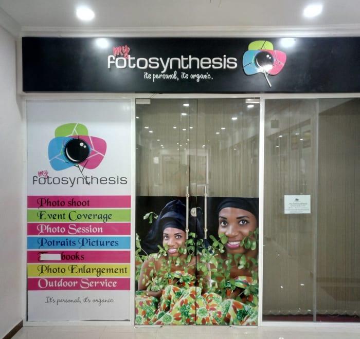 Our Photo Studio - MyFotosynthesis Premium Photo Studio