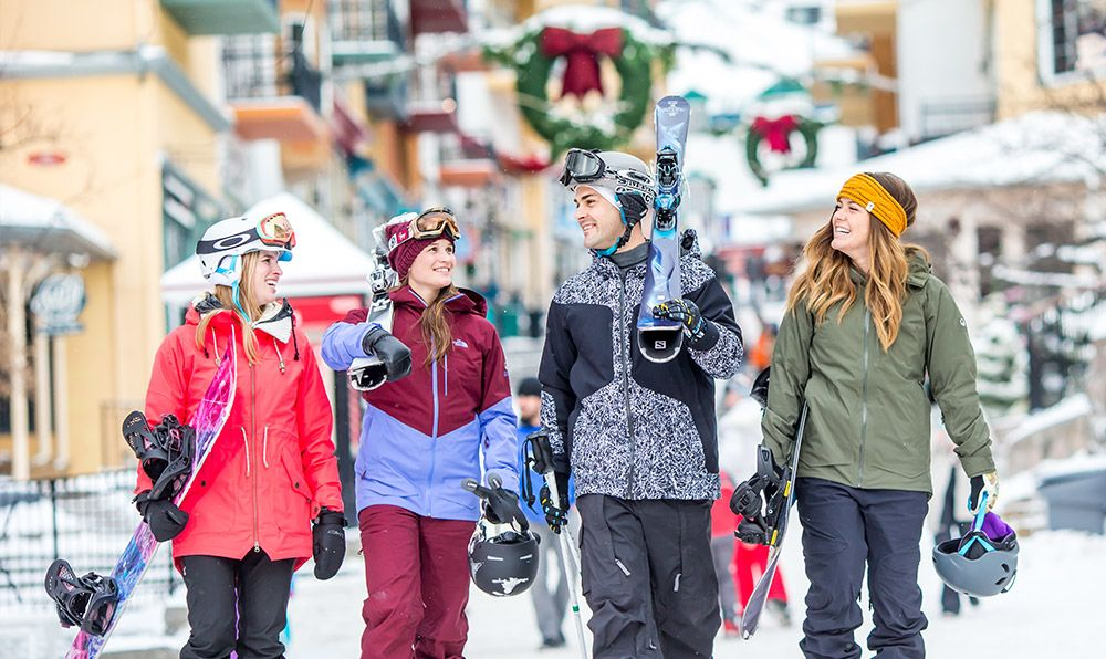Tremblant Winter Destination Campaign