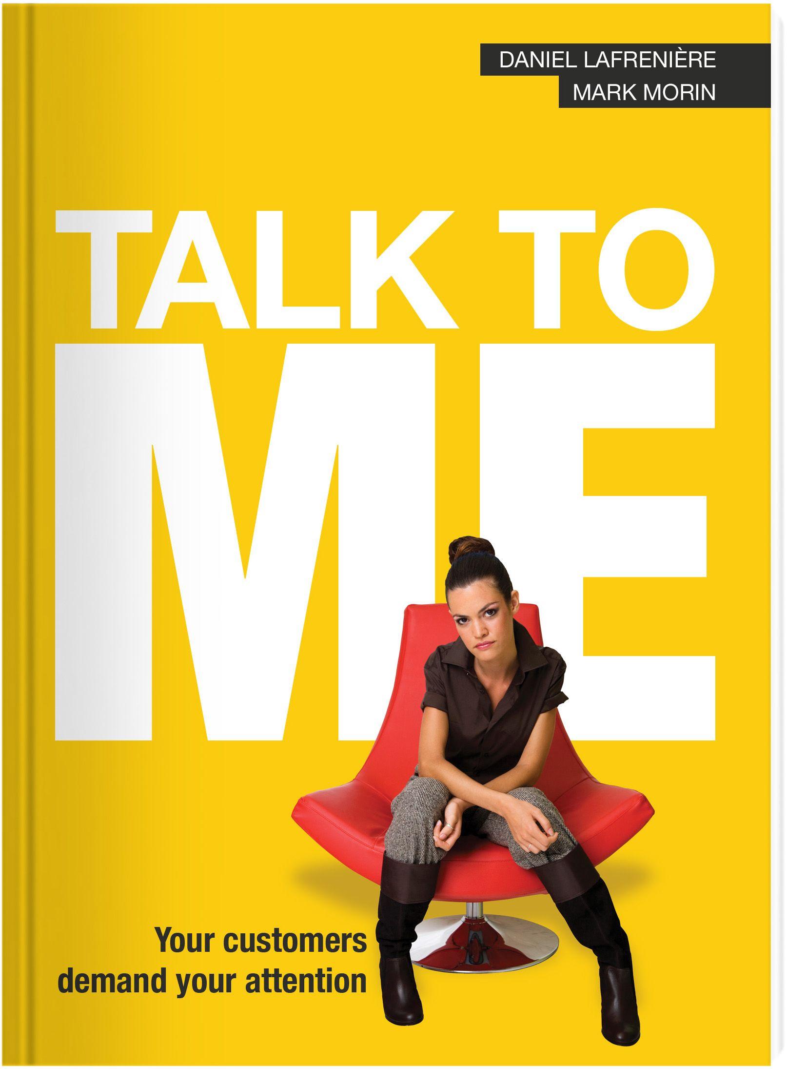 Talk to Me! maintenant vendu sur iTunes