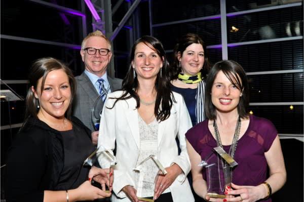 Tremblant remporte la campagne de l'année aux Flèches d'or de l'AMR