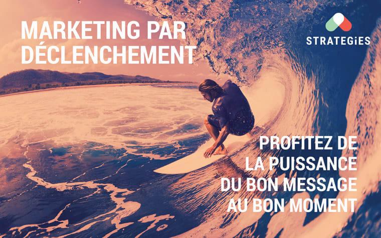 Marketing par déclenchement