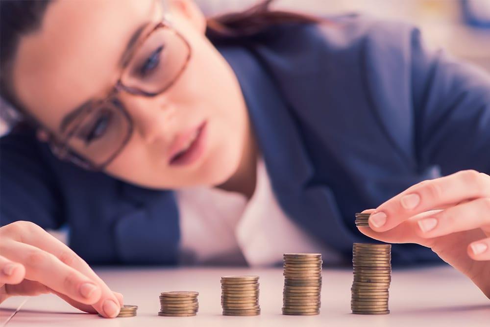 On n'a plus les moyens de laisser de l'argent sur la table.