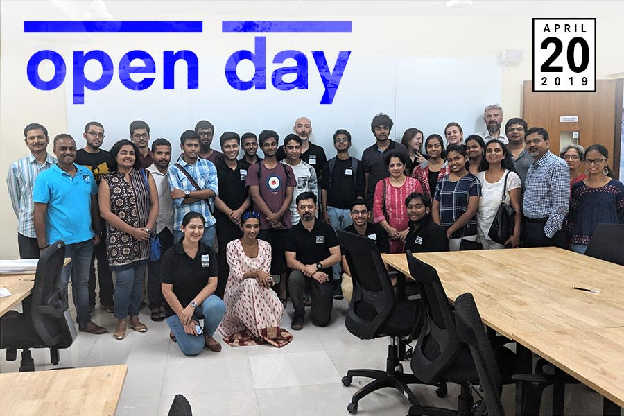 strate open day 2019