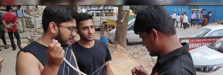 Product Design Workshop Headed by Mandar Kale