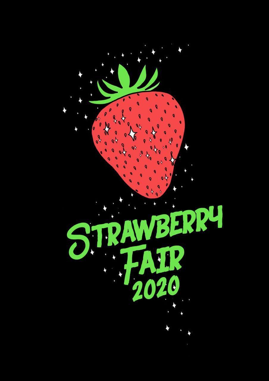 Starry Strawberry