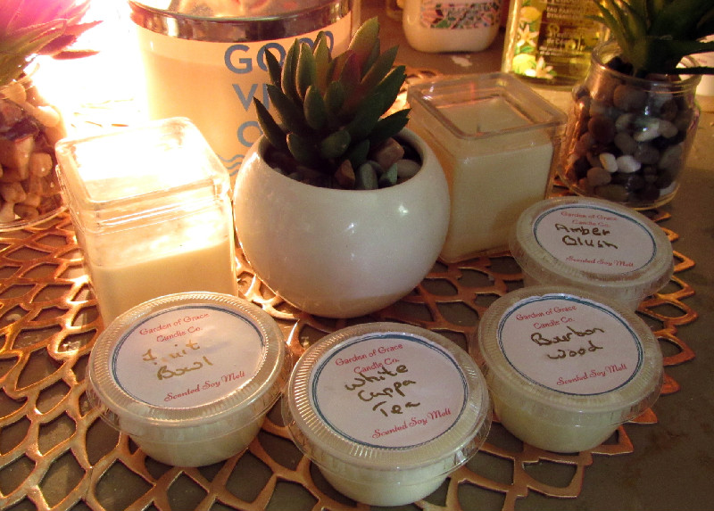 Garden of Grace Candle Co. - Review