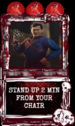 Make me stand.