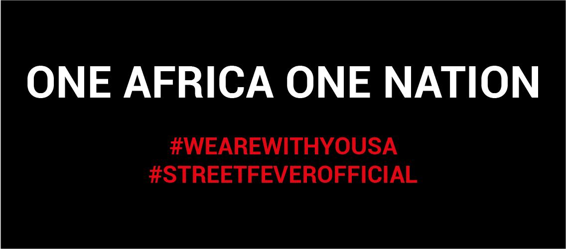 Street Fever x ENOUGH IS ENOUGH!