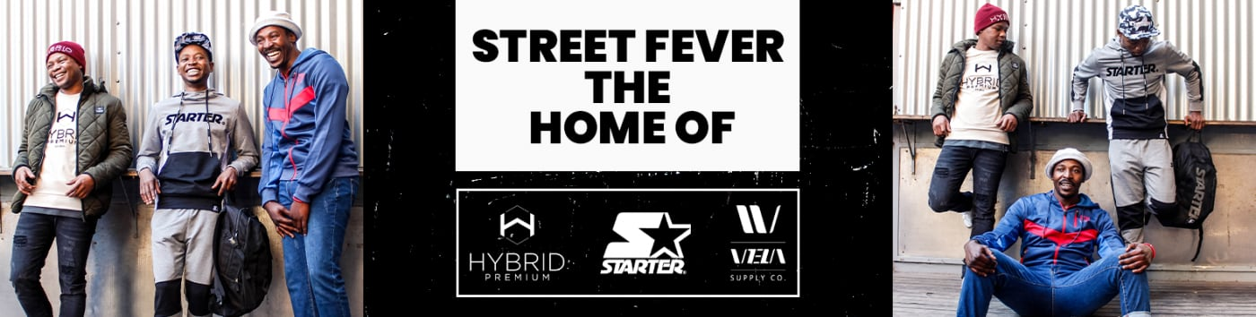 Street Fever x A Journey Through The Streets