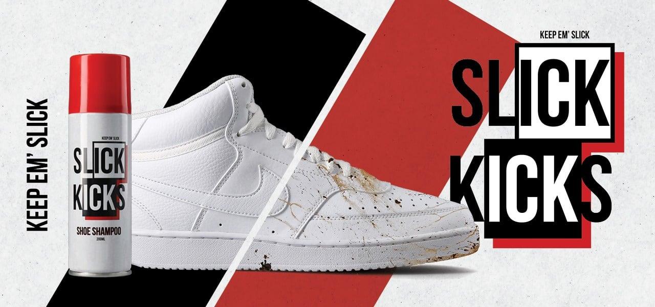 Street Fever x Slick Kicks