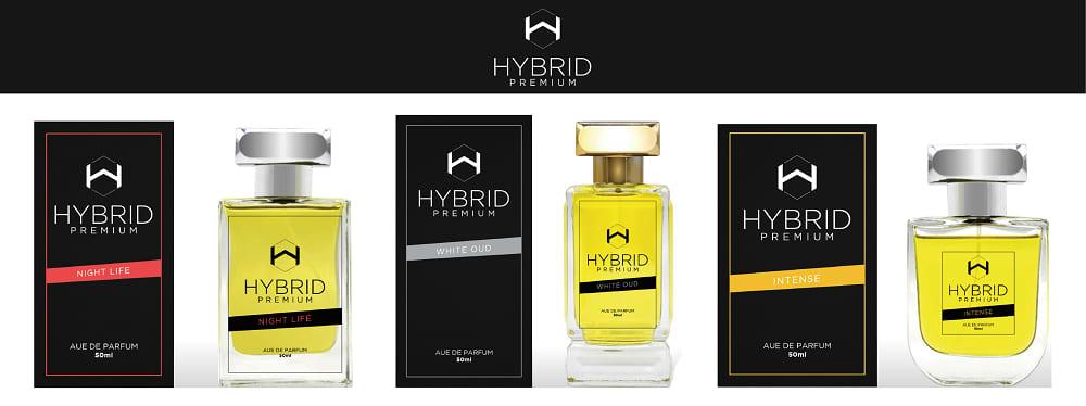 Street Fever x Hybrid Premium White Oud