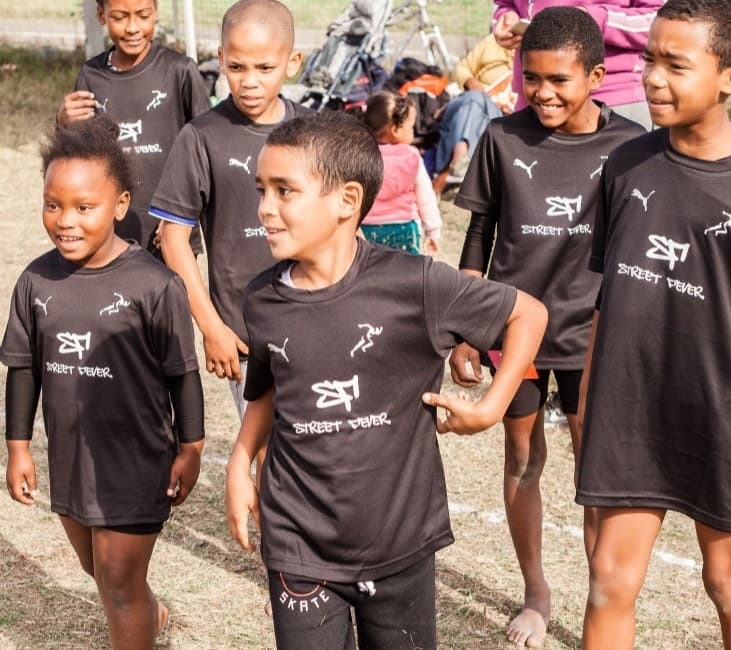 Street Fever Bonteheuwel Community Outreach