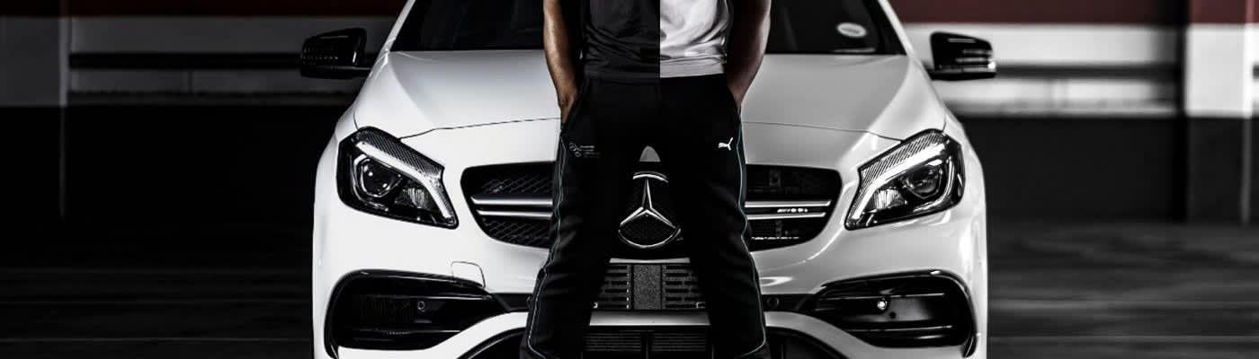 Street Fever x PUMA x Mercedes