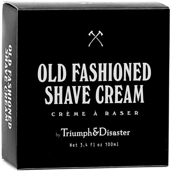 Triumph & Disaster  Old Fashioned Shave Cream