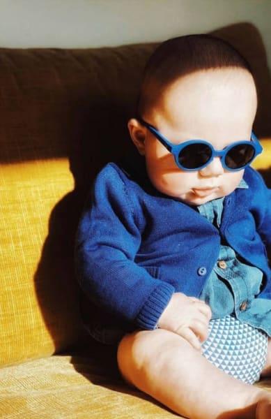 5a49da3d156 Trouva  Black Sun Kids Baby Sunglasses