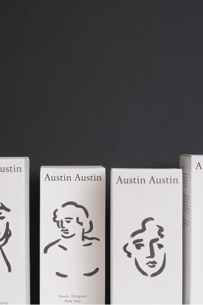 Austin Austin Palmarosa Vetiver Hand Cream
