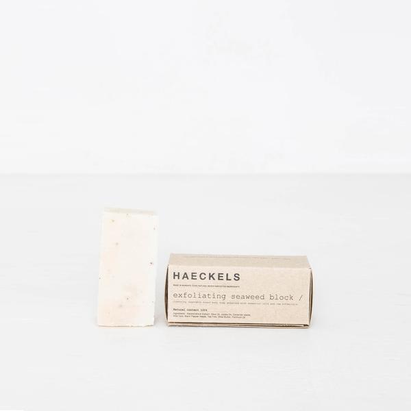 Haeckels Exfoliating Seaweed Block