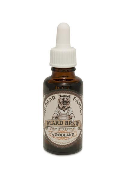 Mr Bear Family Woodland Beard Oil