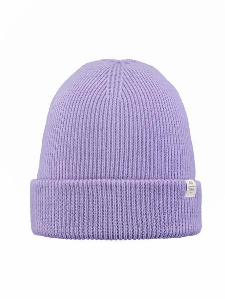 Trouva  Lilac Kinabalu Beanie Hat 7b1833437fd