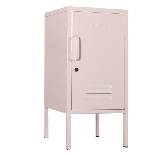 Mustard Made Blush Shorty Locker