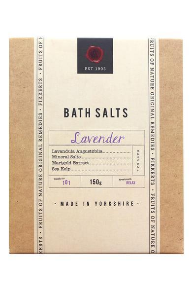 Workshop SY1 Fikkerts Lavender Bath Salts