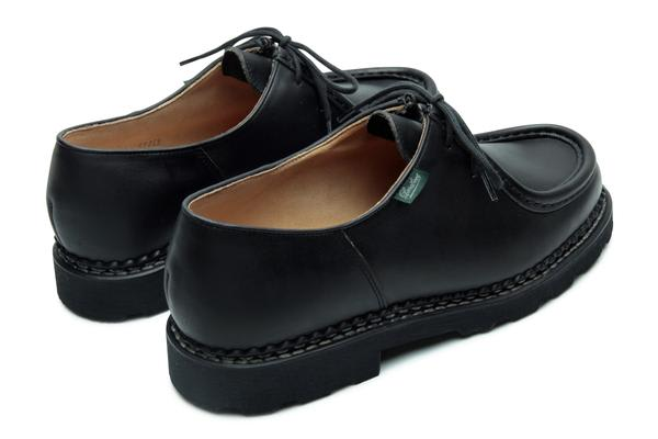 Paraboot Black Michael Shoes