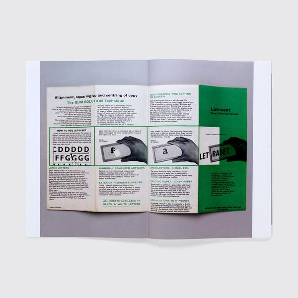 United Editions Letraset The Diy Typography Revolution Book