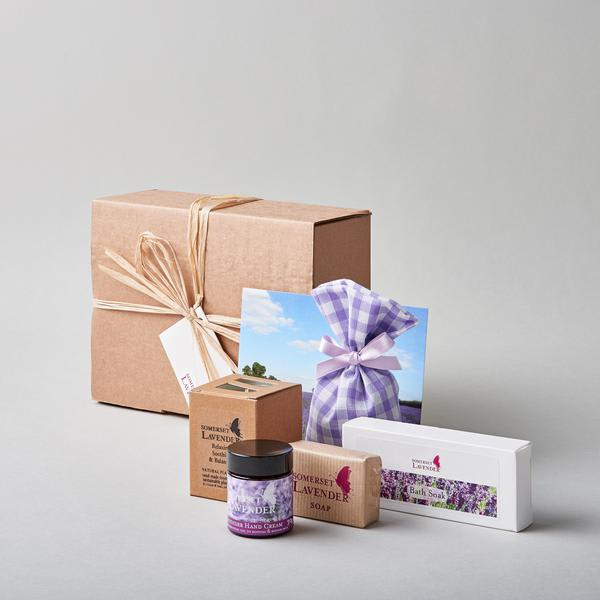 Somerset Lavender Harvest Box