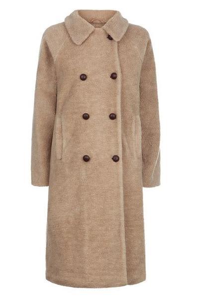 Parka Camel Alma Coat