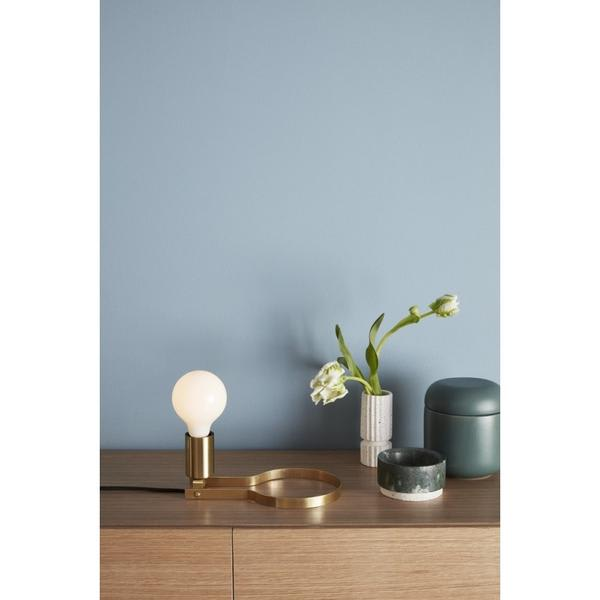 Hubsch Brass Table Or Hanging Pendant Lamp