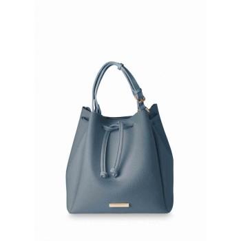 e1fcdd1159 Trouva  Powder Blue Chloe Bucket Bag