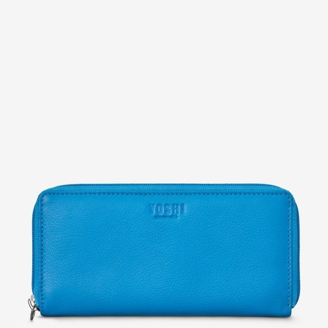 feed8e15a Trouva: Soft Leather Zip Around Ladies Purse Or Wallet